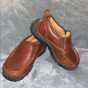 EUC Timberland toddler boys dress shoes